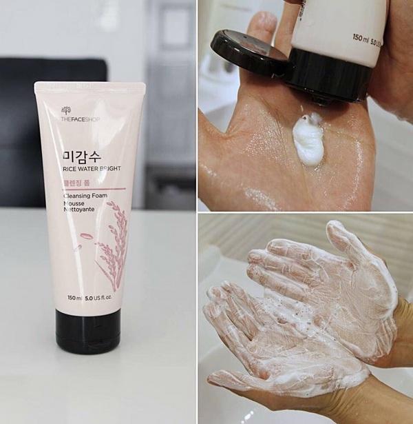 Review Top 10 Sữa Rửa Mặt Tốt Nhất Hàn Quốc Hiện Nay