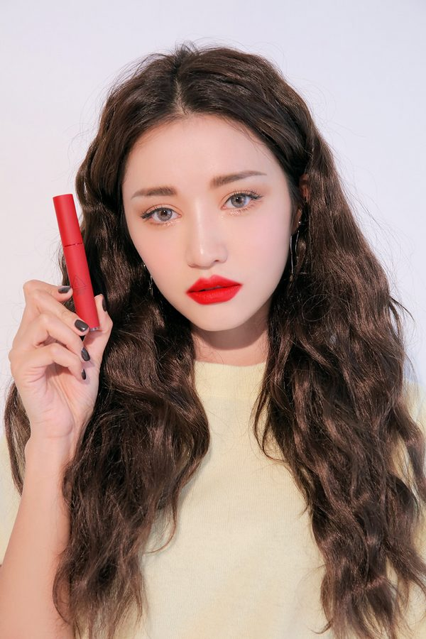 Son 3CE Velvet Lip Tint Review