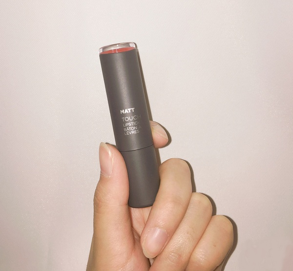 son the face shop matt touch lipstick review
