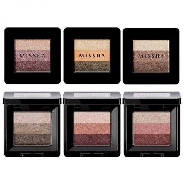 Missha The Style Triple Perfect Shadow