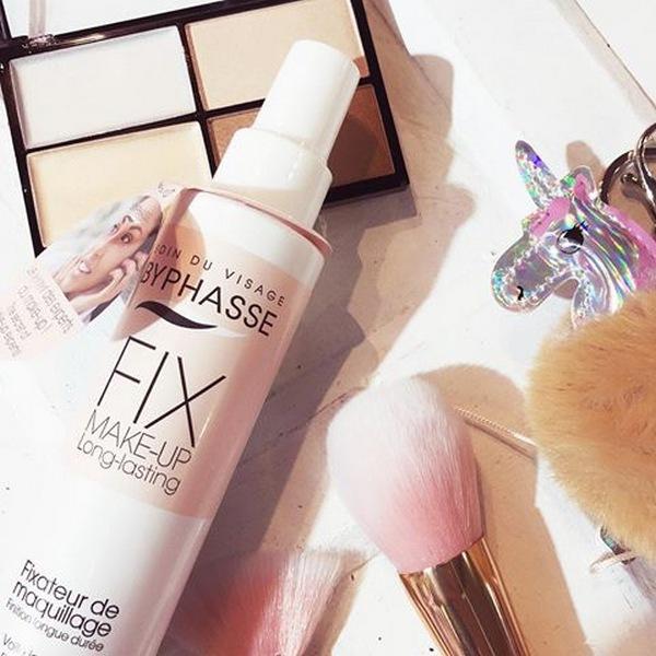 Xịt Khóa Nền Byphasse Fix Make Up Long Lasting 150ml