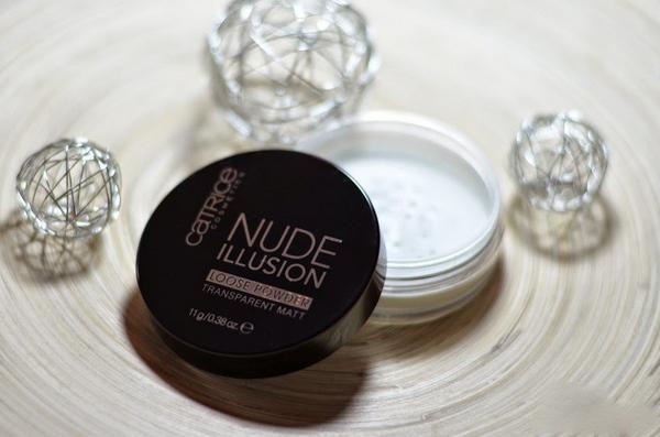 Phấn Phủ Dạng Bột Siêu Kiềm Dầu CATRICE Nude Illusion Loose Powder
