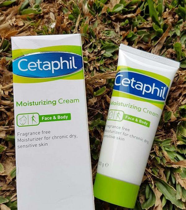 Kem Dưỡng Ẩm Làm Mềm Mịn Da Cetaphil Moisturizing Cream