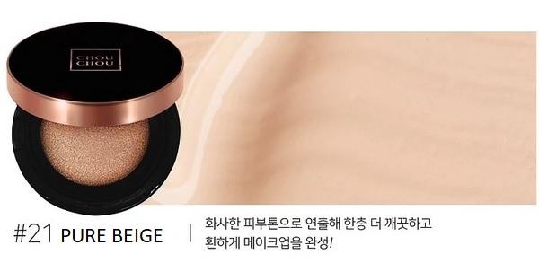 [HOT] Phấn Nước Che Phủ Hoàn Hảo Chouchou Professional Magic Cover Cushion