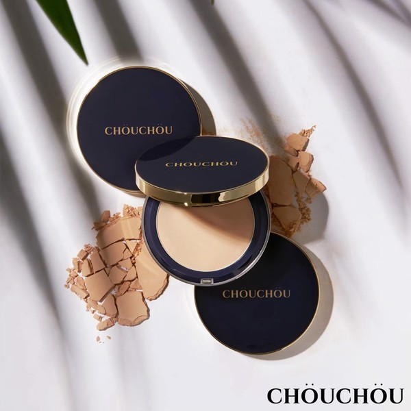 Phấn Phủ Kiềm Dầu Chouchou The Great Desire Pro Perfection Cover Pact SPF45 PA+++