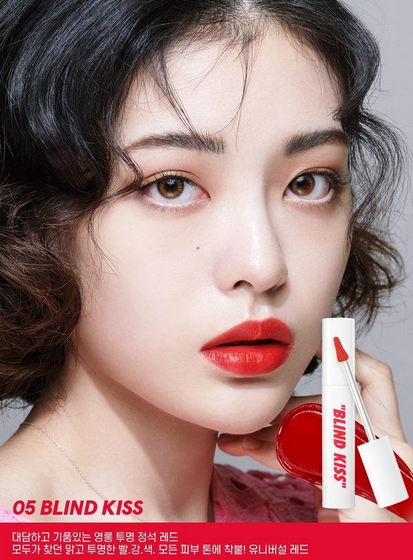 [HOT] Son Kem Lì Mềm Mịn Môi Candy Lab Creampop The Velvet Lip Color