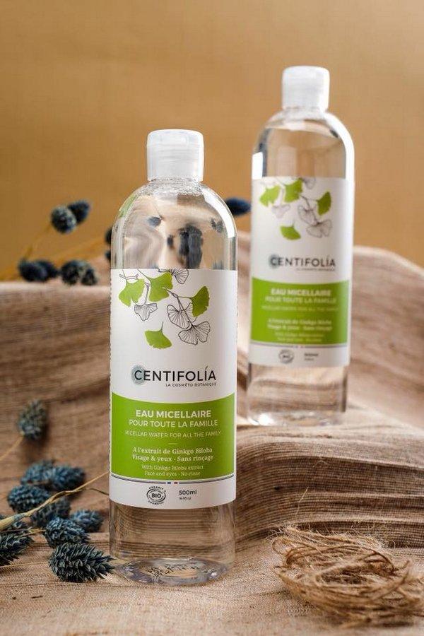 [HOT] Nước Tẩy Trang Dịu Nhẹ Centifolia Micellar Water 500ml