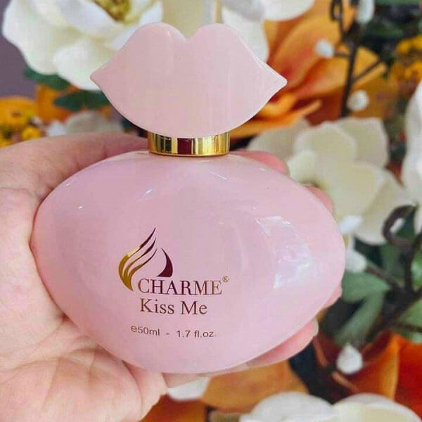 Hình ảnh thực tế Nước hoa Charme Kiss Me 50ml