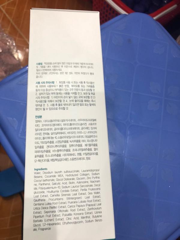 Dầu Gội Tinh Chất Collagen Sao Biển Dưỡng Ẩm Chuyên Sâu Và Chăm Sóc Tóc Khô Collanic Premium Nourishing Shampoo