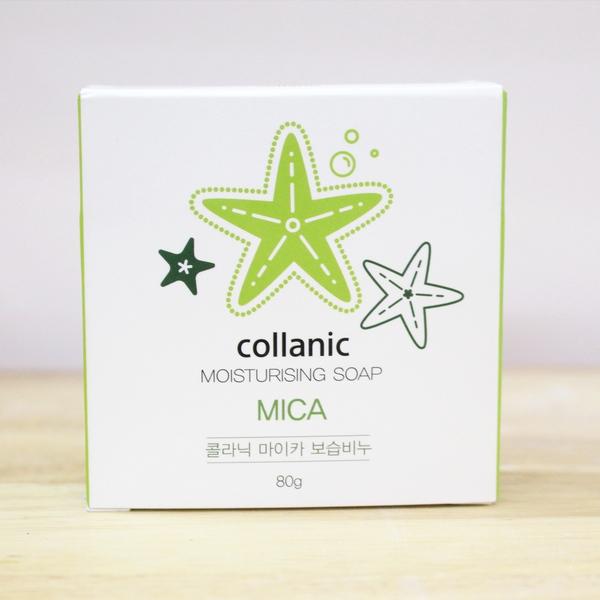 Xà Phòng Dưỡng Ẩm Sâu Tinh Chất Collagen Sao Biển Collanic Moisturising Soap Mica