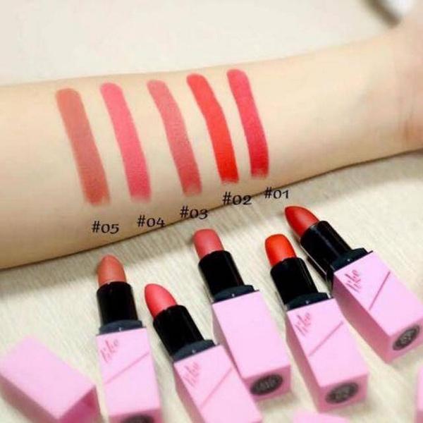 Son Lì Siêu Đẹp Like M Deep Lipstick