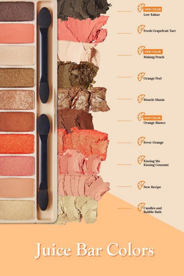 Phấn Mắt Makeup Etude House Play Color Eyes Juice Bar 1