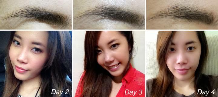 Bút Xăm Chân Mày TONYMOLY 7 Days Tattoo Eyebrow