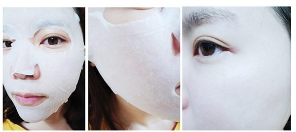 Công dụng Enesti Hyaluronic Multi Care Mask 27g