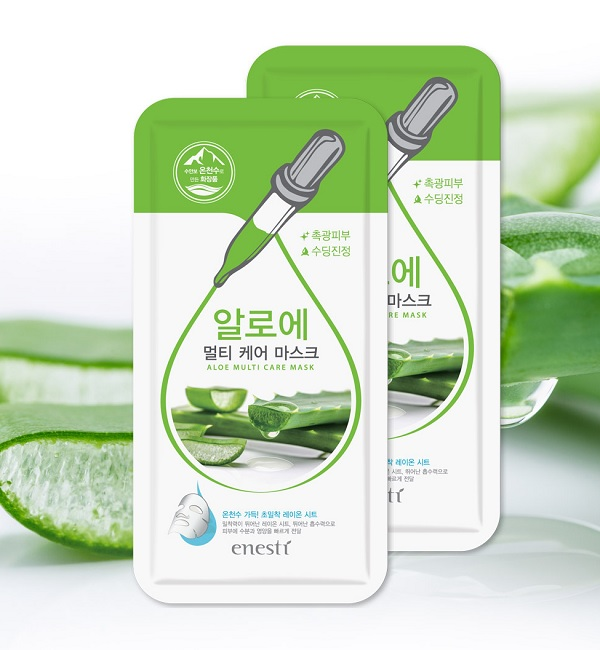 Mặt nạ Enesti Aloe Multi Care Mask 27g