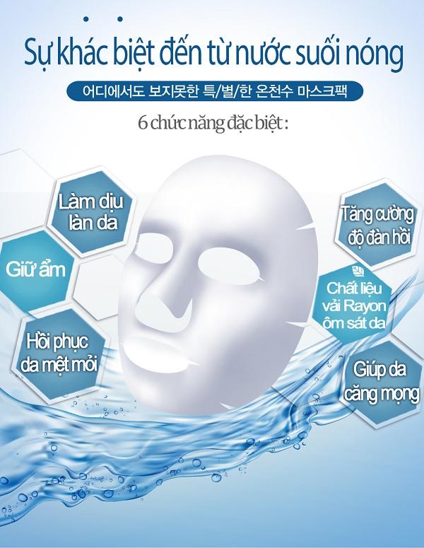 Thành phần mặt nạ Enesti Lemon Multi Care Mask 27g