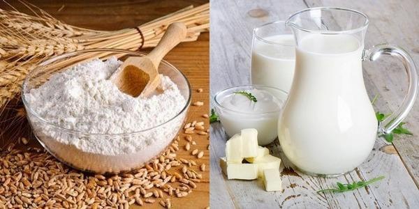 Sữa Rửa Mặt Sạch Nhờn Và Dưỡng Da Trắng Sáng Từ Gạo Và Sữa Tươi Enesti Daytoday Rice And Milk Cleansing Foam 160ml
