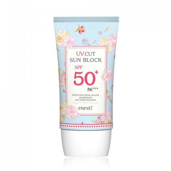 Kem Chống Nắng Enesti UV Cut Sun Block SPF 50+ PA+++ 40ml