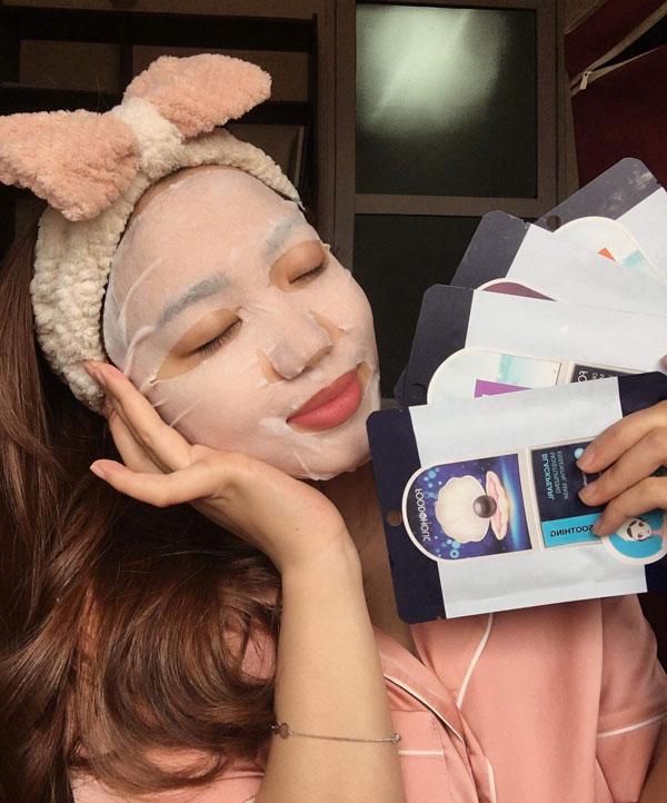 Mặt Nạ Giấy Chăm Sóc Da Toàn Diện Foodaholic Essential Mask 23g  2