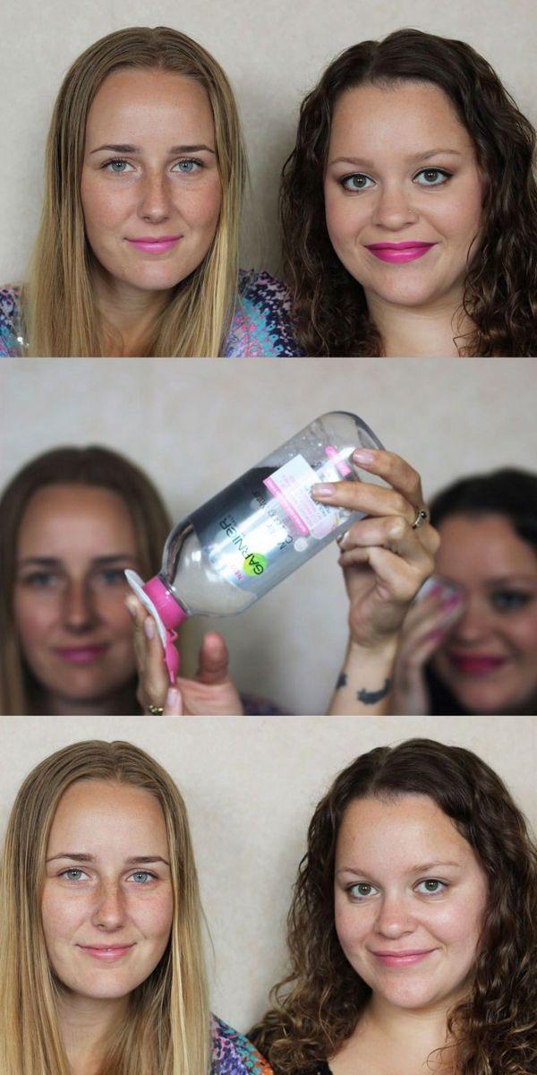 Nước tẩy trang Garnier Micellar Cleansing Water - Bản Nga 3
