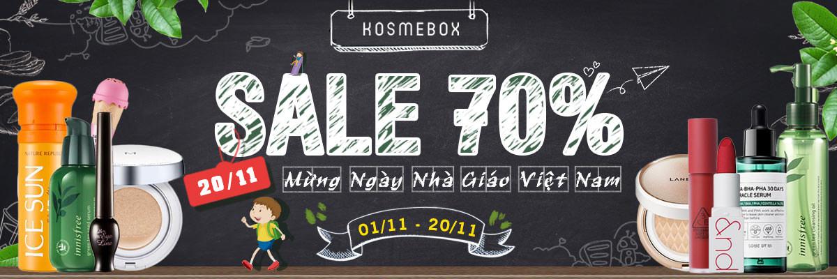 Hot deal Kosmebox