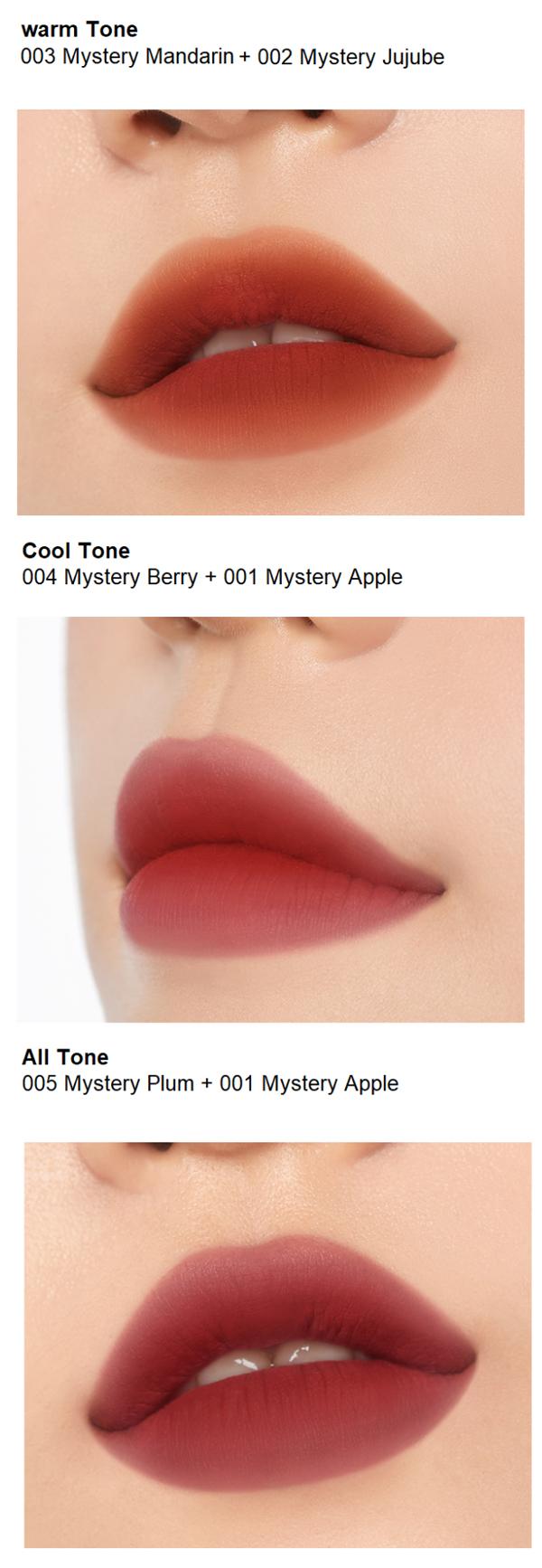 Hướng dẫn sử dụng Son Kem Lì I'm Meme Mystery Blur Tint
