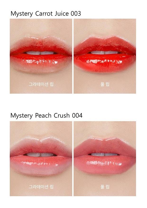 Son tint lì, căng bóng môi I'm Meme Mystery Flash Tint 3.1g
