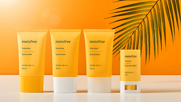 Kem Chống Nắng 3 Tác Dụng Chuyên Sâu Innisfree Intensive Triple Care Sunscreen SPF50+ Pa++++ 50ml