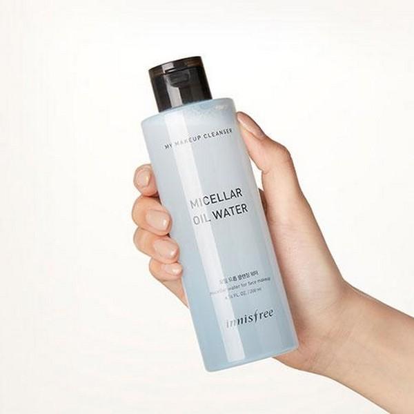 Nước Tẩy Trang Thần Thánh Innisfree My Makeup Cleanser Micellar Oil Water