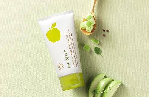 Sữa Rửa Mặt chiết Xuất Táo Innisfree Apple Seed Deep Cleansing Foam 10ml –Dùng Thử