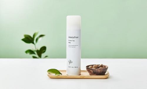 Xịt Khoáng Trà Xanh Innisfree Green Tea Mineral Mist 150ml (Chai Lớn)