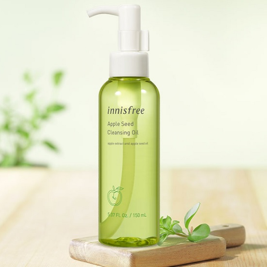 Dầu Tẩy Trang Táo Innisfree Apple Seed Cleansing Oil 150ml