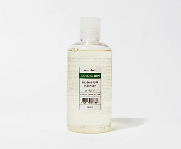 Nước Rửa Cọ Trang Điểm Innisfree Brush & Puff Cleanser