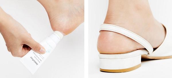 Công dụng Kem Dưỡng Da Chân Innisfree Perfect Fresh Heel Tok Gel Cream 30ml