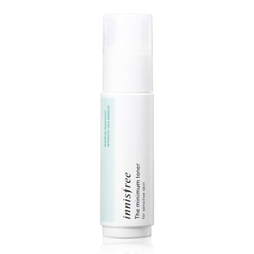 Nước Hoa Hồng Cho Da Nhạy Cảm Innisfree The Minimum Toner For Sensitive Skin 45ml