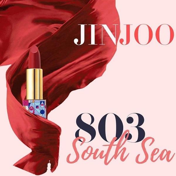 Màu 803 son JinJoo Lipstick Collection 3.2g