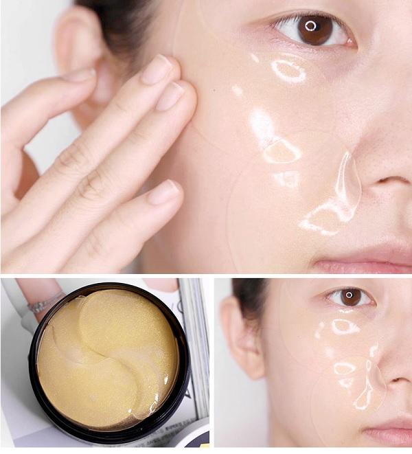 Công dụng Mặt Nạ Giảm Nếp Nhăn Vùng Mắt Lime Forty Oil Gel Eye Patch