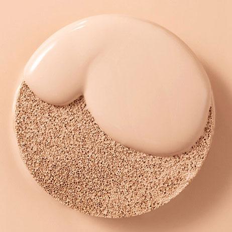 Chức năng Phấn Nước Dưỡng Ẩm Và Chống Lão Hóa Lime V Collagen Ample Cushion SPF 50+ PA +++ (Không kèm lõi thay)