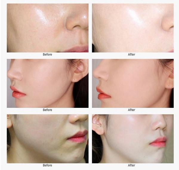 Công dụng Phấn Nước Kiềm Dầu Lime Real Cover Pink Cushion SPF50+ PA+++