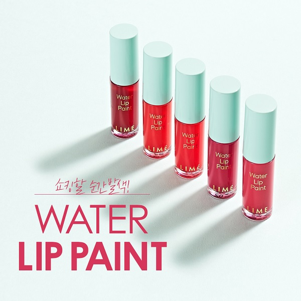 Son Nước Lime Water Lip Paint 3.5ml