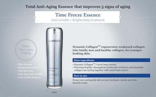 Tinh Chất Dưỡng Laneige Time Freeze Essence 40ml