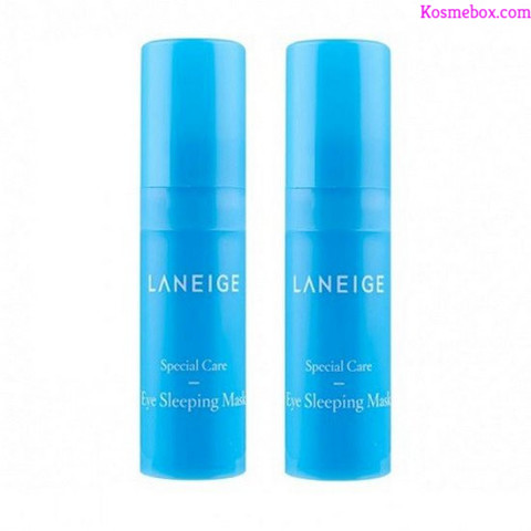 Mặt Nạ Ngủ Dưỡng Mắt Laneige Special Care Eye Sleeping Mask 5ml