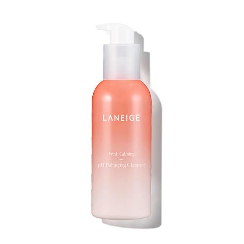 Gel Rửa Mặt Làm Sạch Da Dịu Nhẹ Laneige Fresh Calming pH Balancing Cleanser 230ml