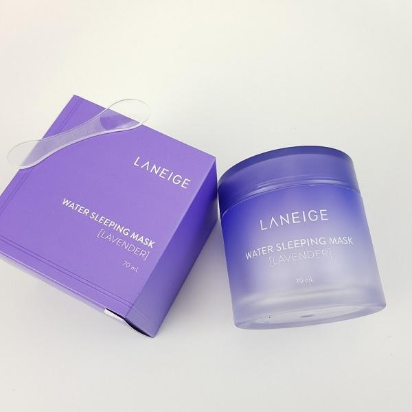 Thiết kế Mặt Nạ Ngủ Dưỡng Da Laneige Water Sleeping Mask Hương Lavender 70ml