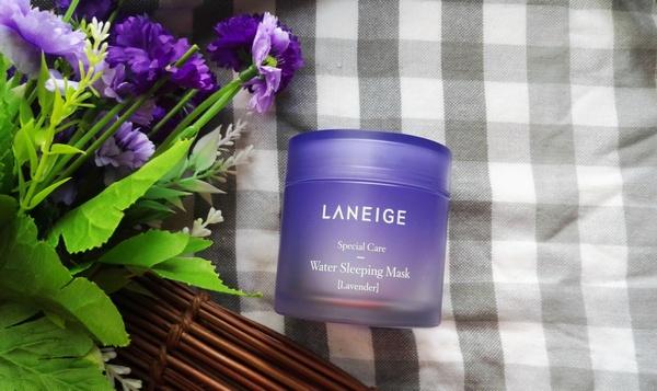 Mặt Nạ Ngủ Dưỡng Da Laneige Water Sleeping Mask Hương Lavender