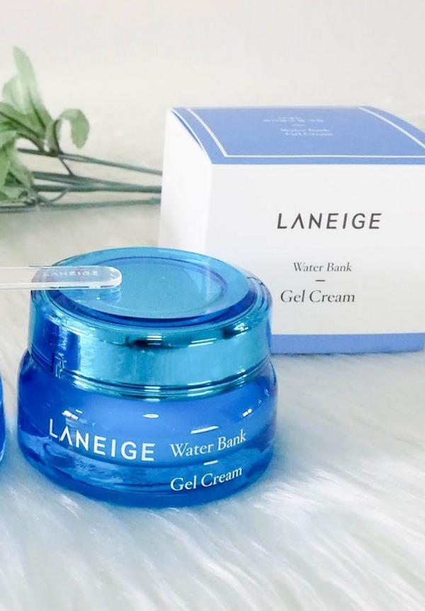 Kem Dưỡng Ẩm Dạng Gel Laneige Water Bank Gel Cream Dùng Thử