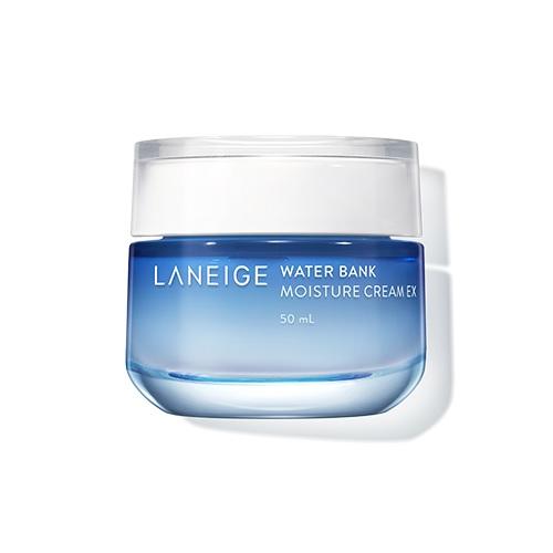 Bao bì mới Kem Dưỡng Ẩm Chuyên Sâu Laneige Water Bank Moisture Cream EX 50ml