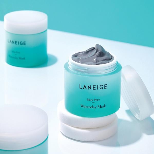Mẫu Laneige Mini Pore Waterclay Mask 15ml