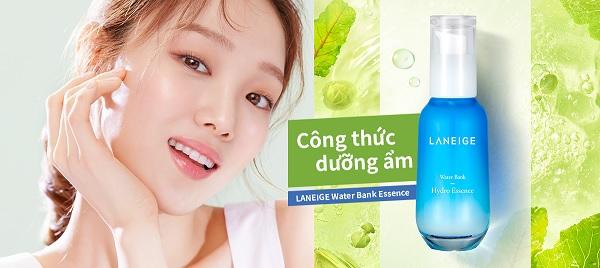 Tinh Chất Dưỡng Ẩm Cho Da Dầu Laneige Water Bank Hydro Essence 30ml