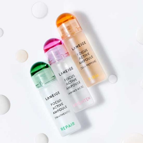 Tinh Chất Dưỡng Nâng Tone Da Laneige Focus Active Ampoule - Amino Acid 7ml